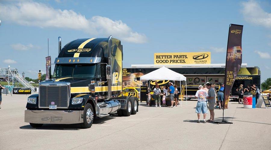 Motorsports Sponsorship Activation